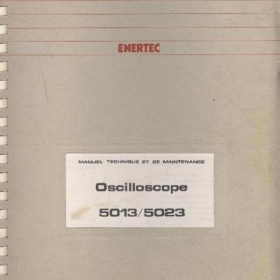 Doc Oscilloscopes Schlumberger 5013 5023.pdf