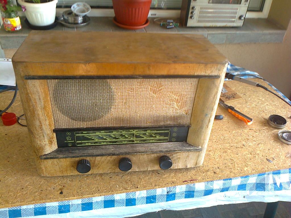 Радио Марек 1